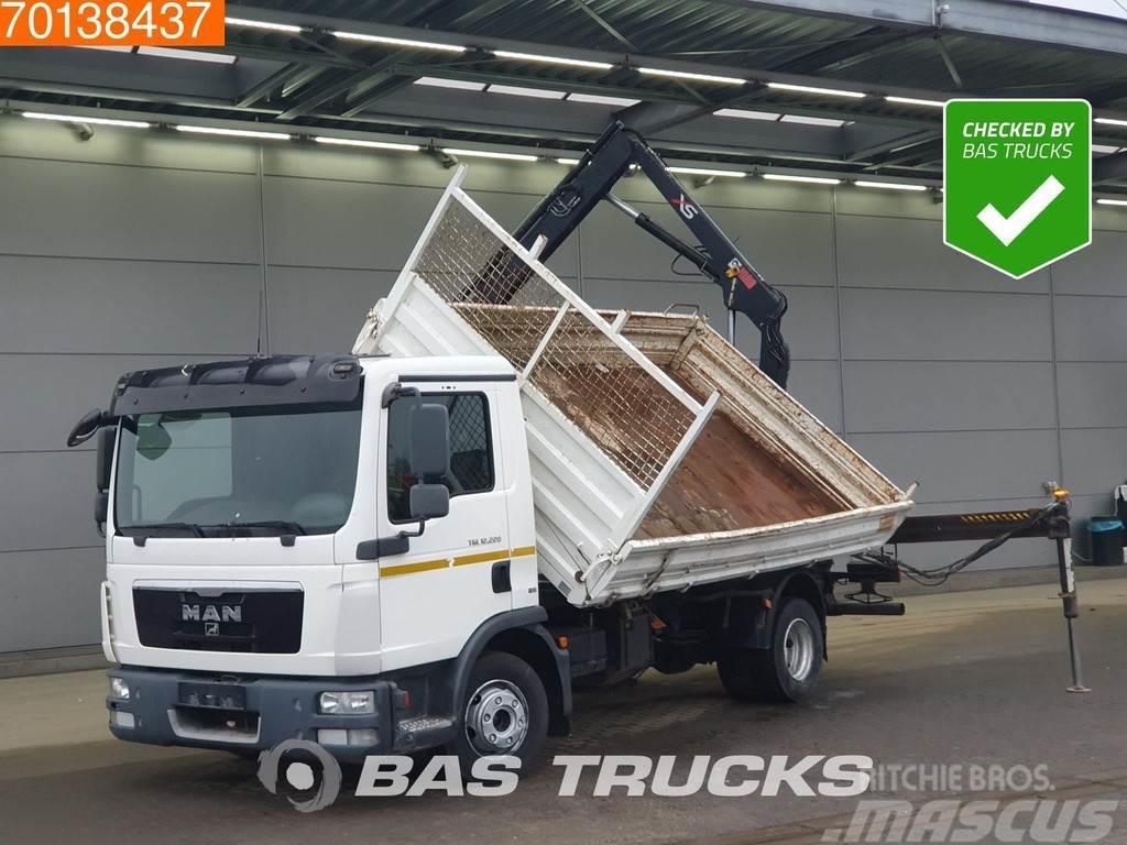 MAN TGL 12.220 4X2 German Truck Manual Steelsuspension