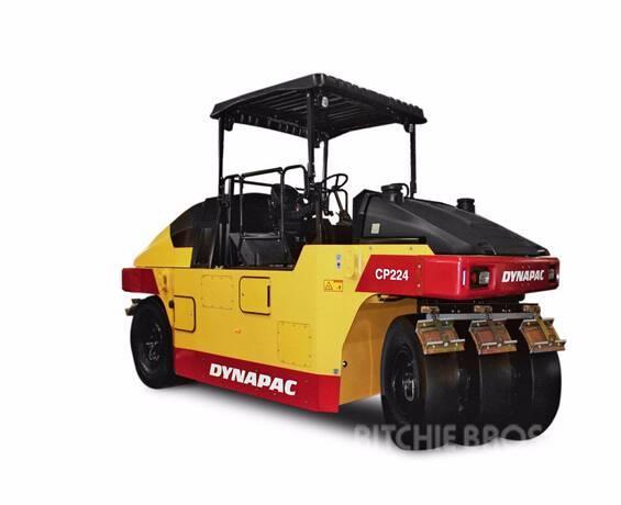 Dynapac CP224 Pneumatic Roller