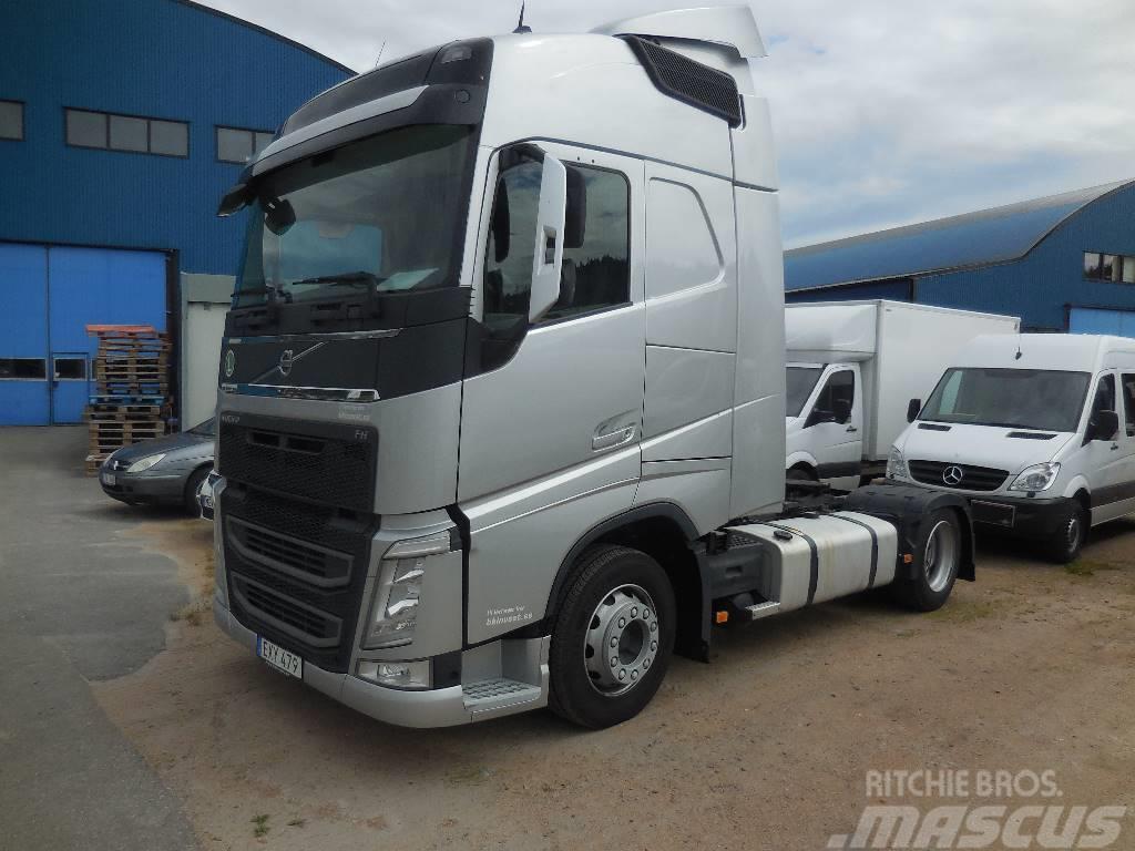 Volvo FH 420 Glob Mega