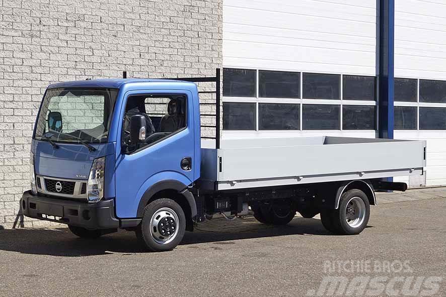 Nissan CABSTAR NT400 4X2 SIDED PLATFORM TRUCK (16 units)