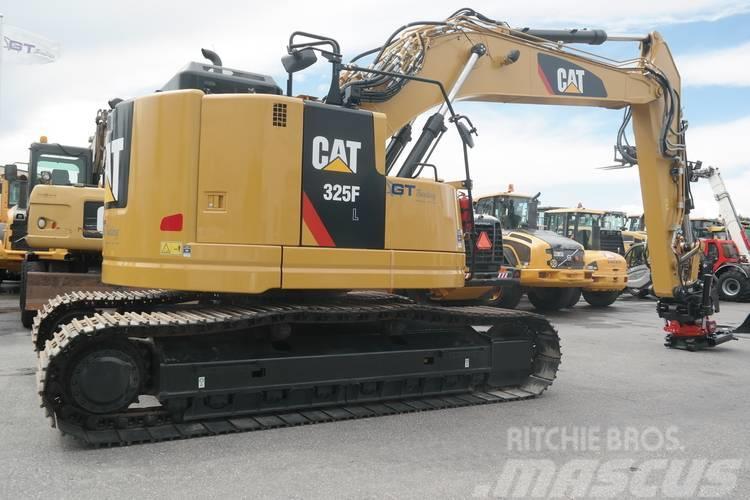 Caterpillar 325 FLCR *Uthyres*