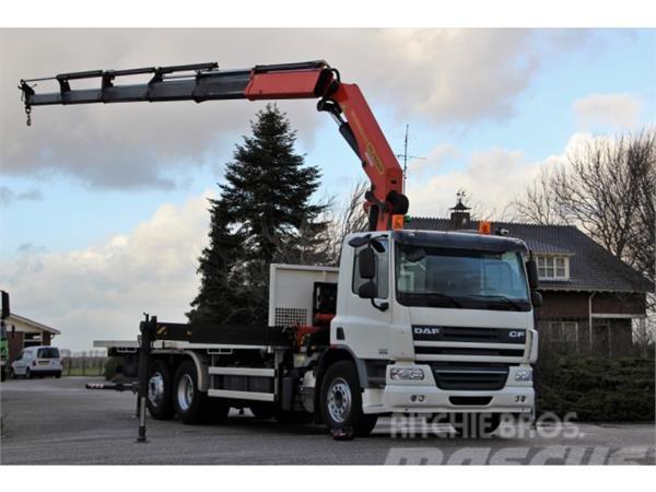 DAF CF75/310 FAN 2014 PALFINGER 33TM Crane/Kran/Kraan!