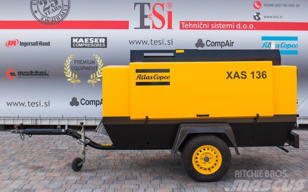 Atlas Copco XAS 136