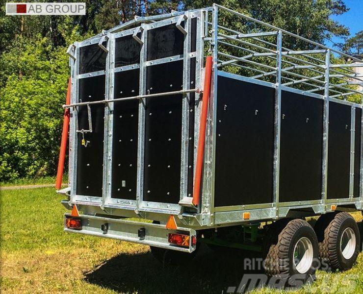 [Other] CynkoMet Farm trailer/Przyczepa/Remorque/Remolque