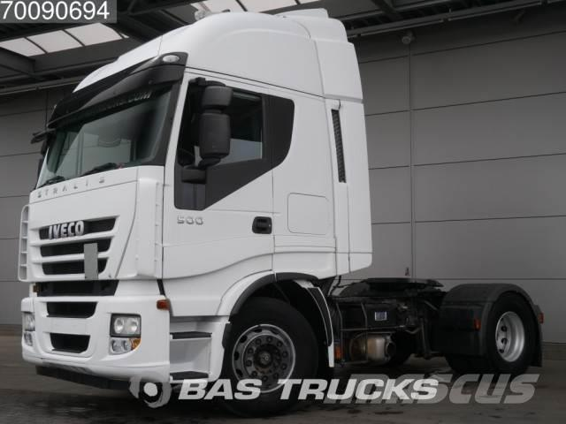 Iveco Stralis AS440S50 4X2 Intarder Euro 4