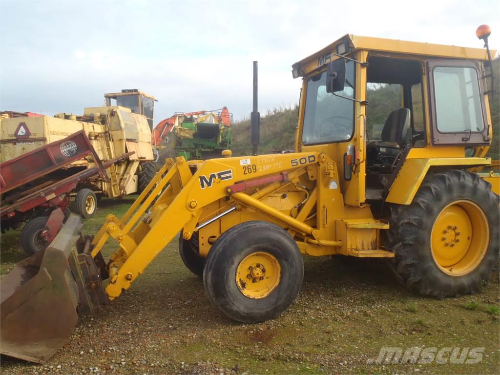 Massey Ferguson 50 Specs : Massey ferguson wheel loaders year of mnftr pre