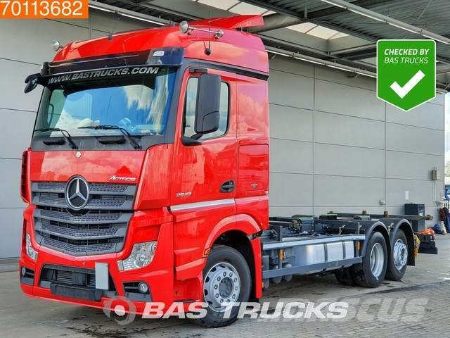 Mercedes-Benz Actros 2543 L 6X2 Retarder Powershift Standklima L