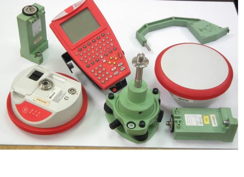 Leica GPS900 System