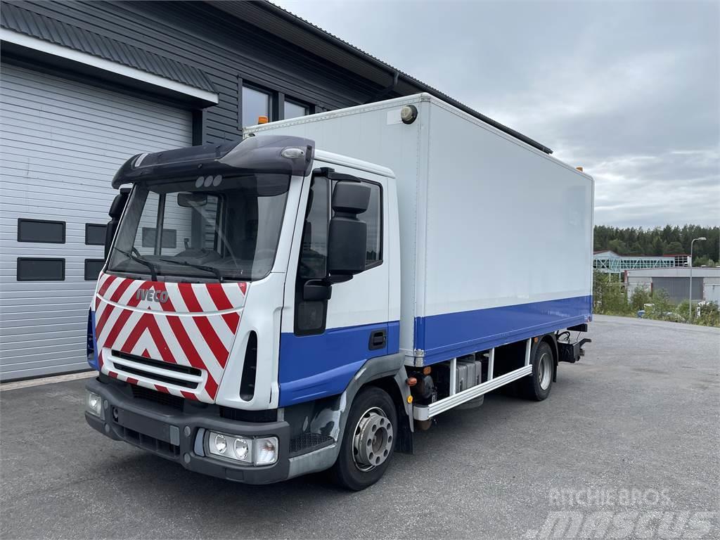 Iveco Eurocargo 90E18 Huoltohyllyt