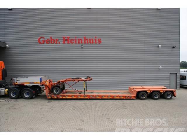 Goldhofer STZ-VL3-35/80A 6.2 Meter Extand. Powersteering Dol