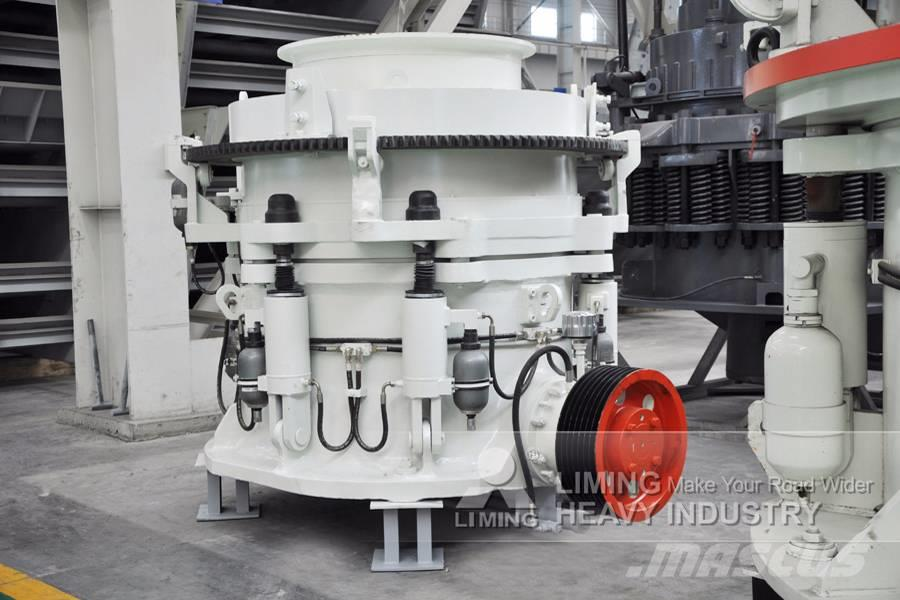 Liming 110-260tph HPT Hydraulic Cone Crusher
