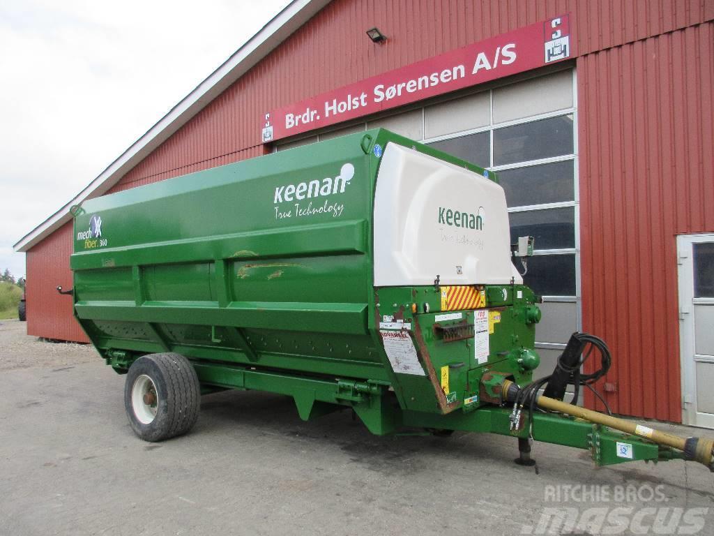 Keenan MF360 20m3