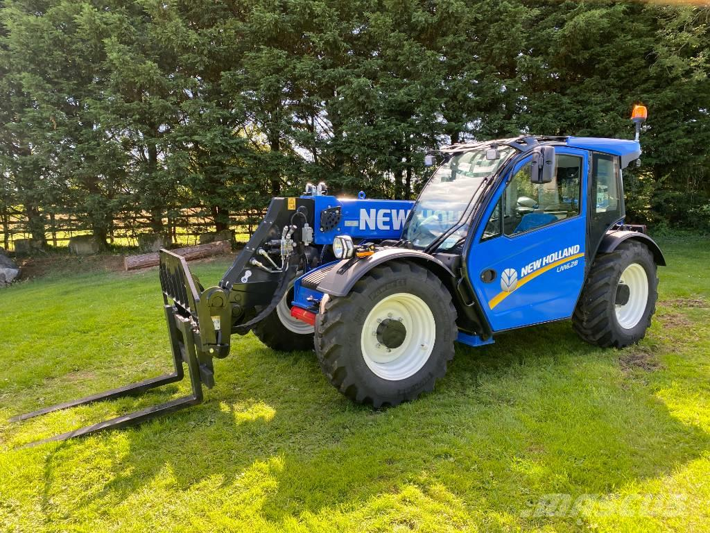New Holland LM 6.28