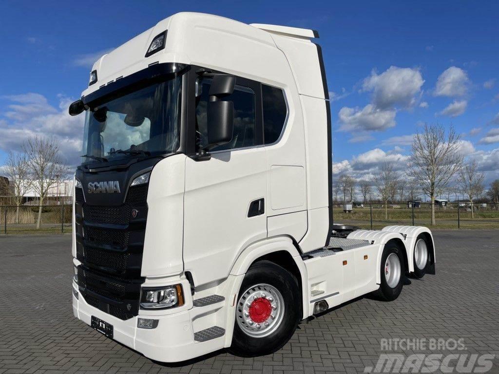 Scania S580 6x2 RETARDER EURO 6 NEXT GEN