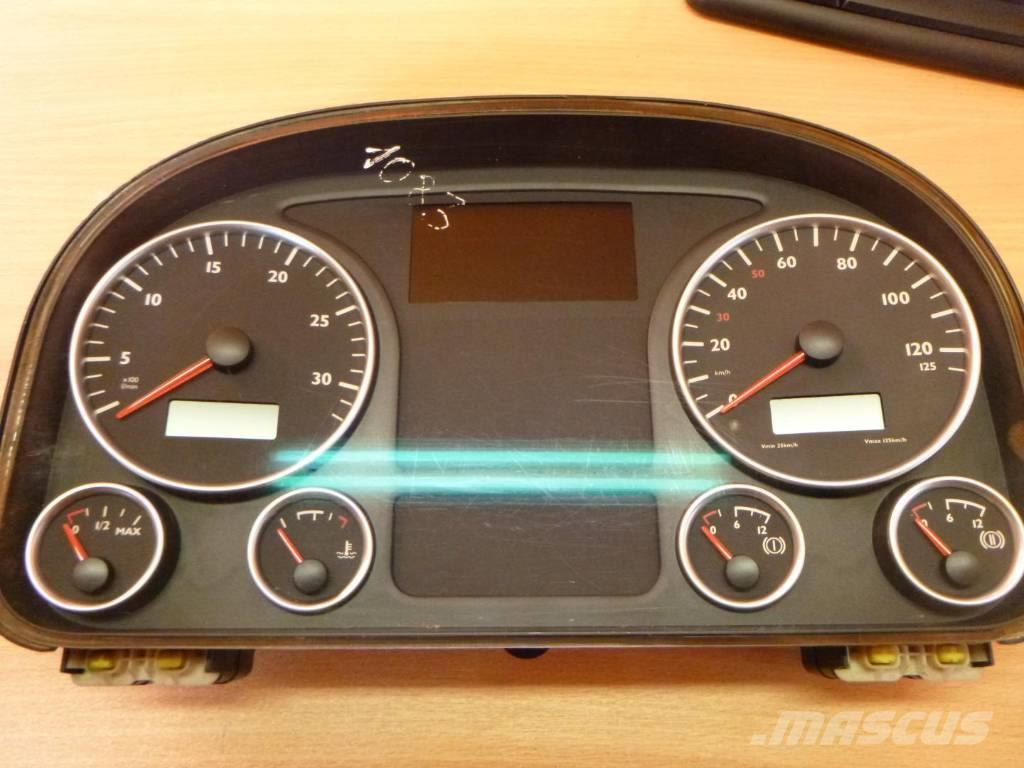 MAN TGX Dashboard 81.25807.7113