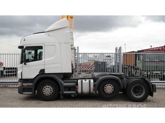 Scania P 360 6X2 534.000KM