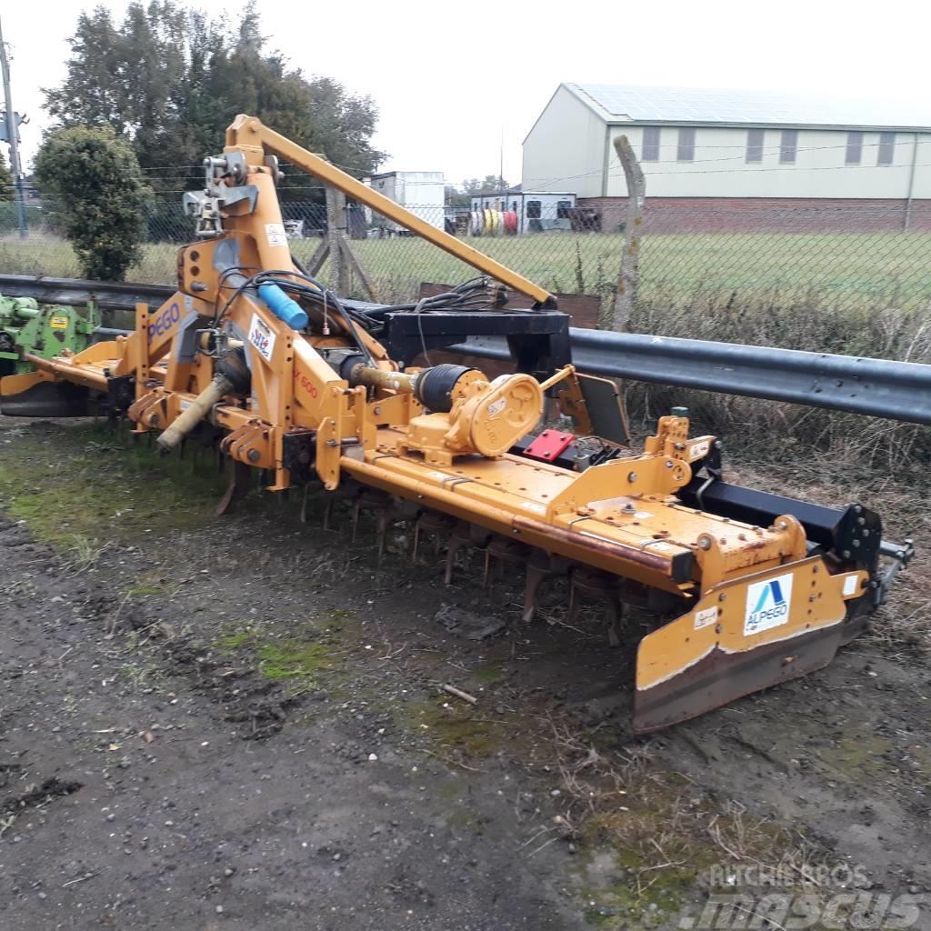 Alpego Dmax 600 power harrow
