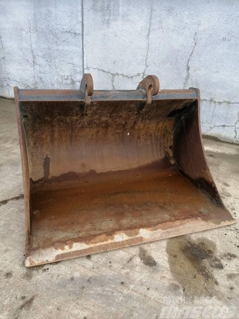 Pladdet Slotenbak CW30 1800 mm 1750 ltr