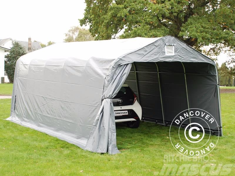 Used Dancover Portable Garage 3,6x6x2,7m PVC Lagertelt ...