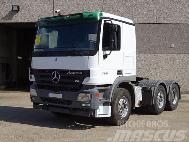 Mercedes-Benz ACTROS 2550 V8 6X2