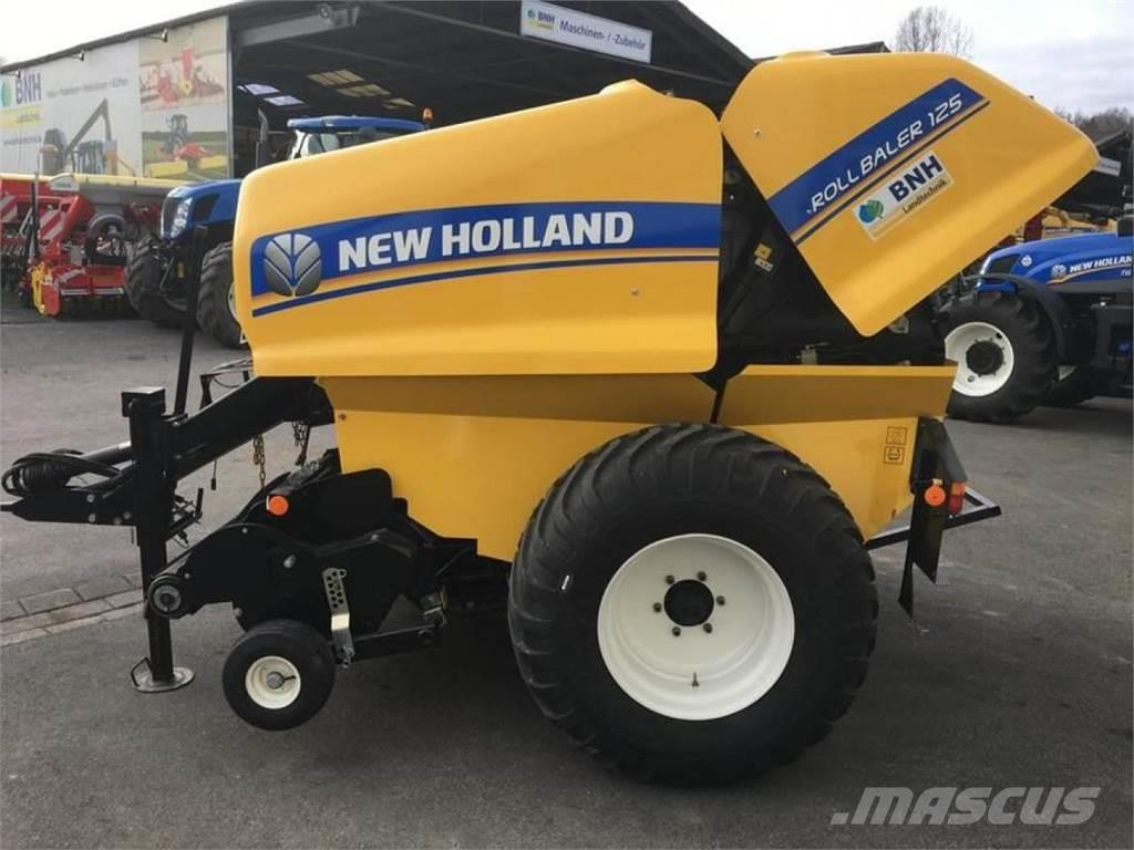 New Holland OB125S