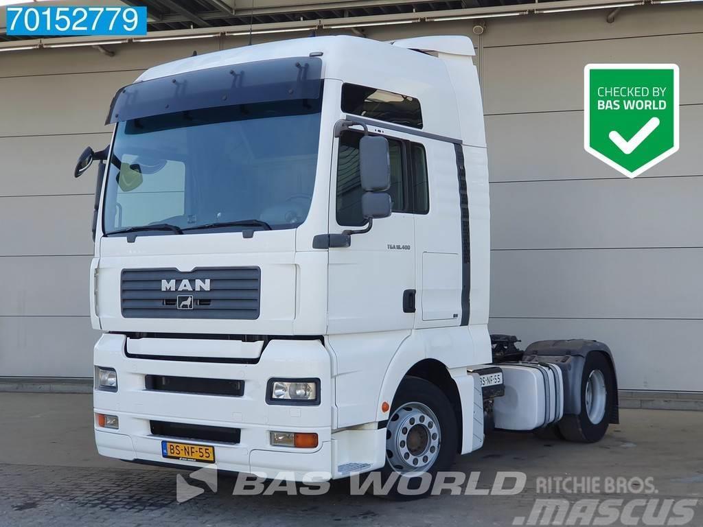 MAN TGA 18.400 4X2 NL-Truck XXL 2x Tanks Euro 4
