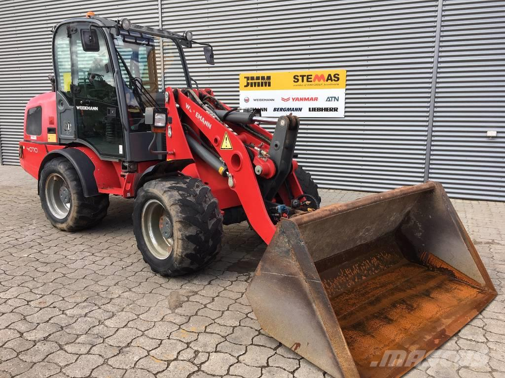 Weidemann 4070 CX100