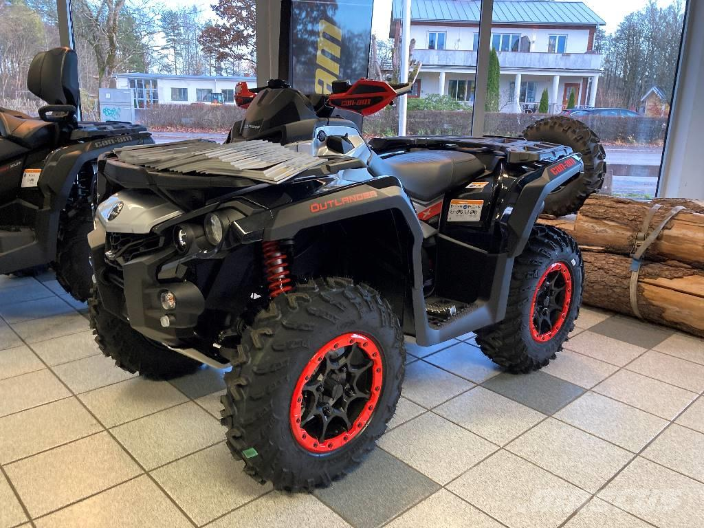 Can-am Outlander XXC 100 T3b ABS