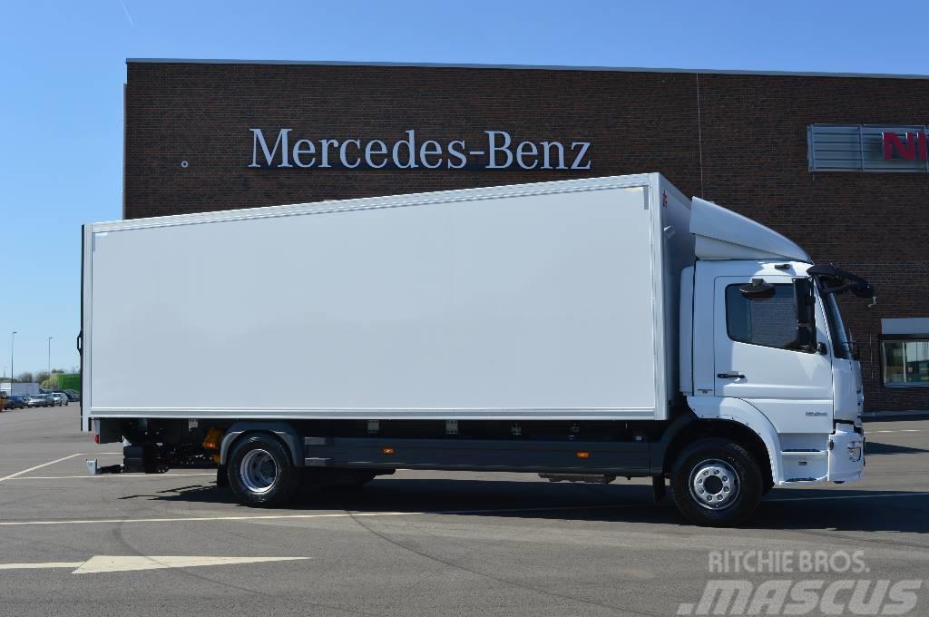 Mercedes-Benz Atego 1624 Kyl/frys 2 zons korridor
