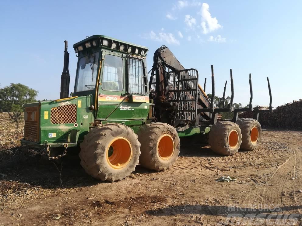 Timberjack OSA250 8W
