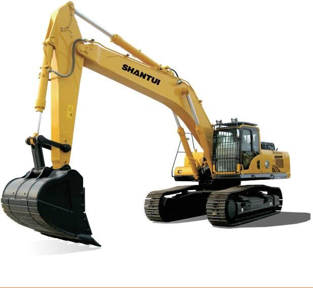 Shantui SE500LC-8