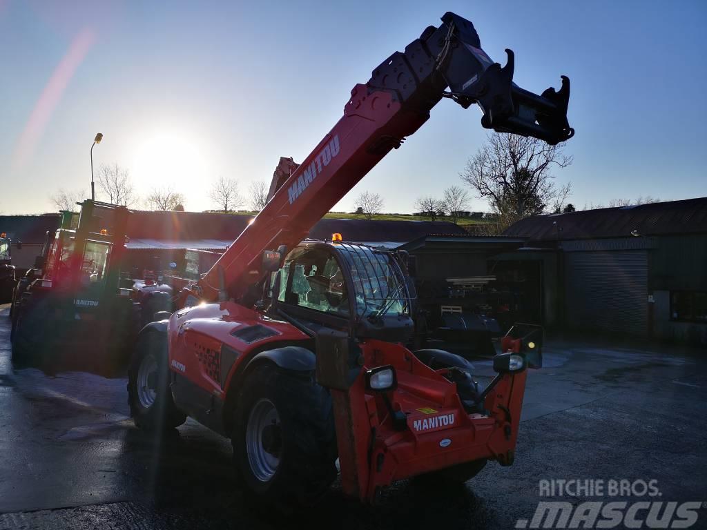 Manitou MT 1840 SL Turbo