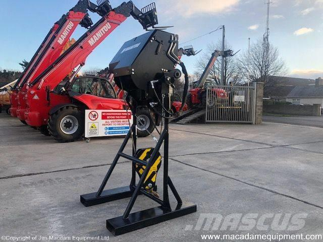 Manitou Winch 7.2T