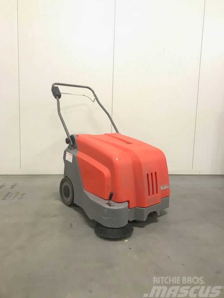 [Other] Veegmachine Hako Hamster 500 E