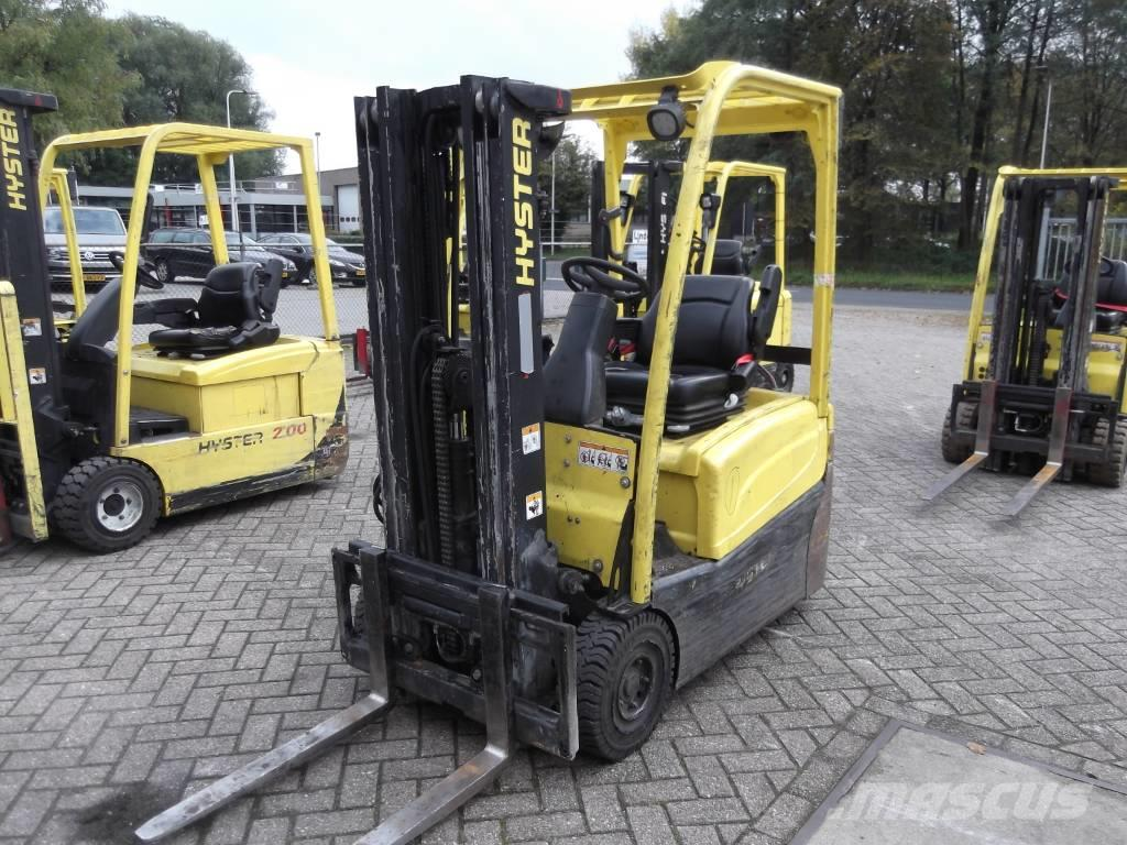 [Other] (1) Hyster J1.6XNT