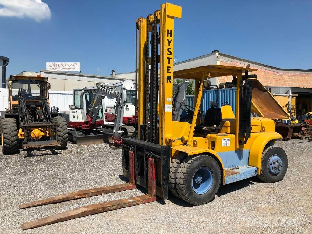 Hyster H130F