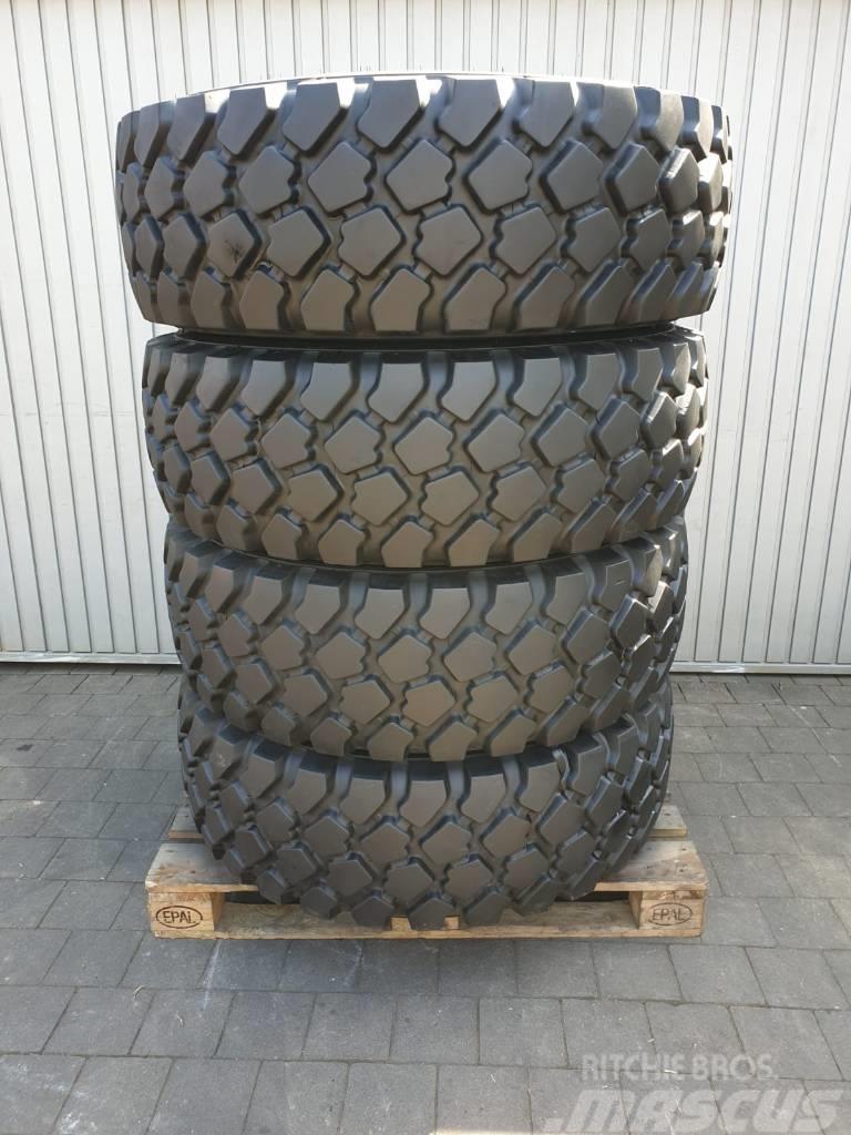 [Other] 365/80R20 (14.5R 20) 152K Michelin XZL TL MPT Top