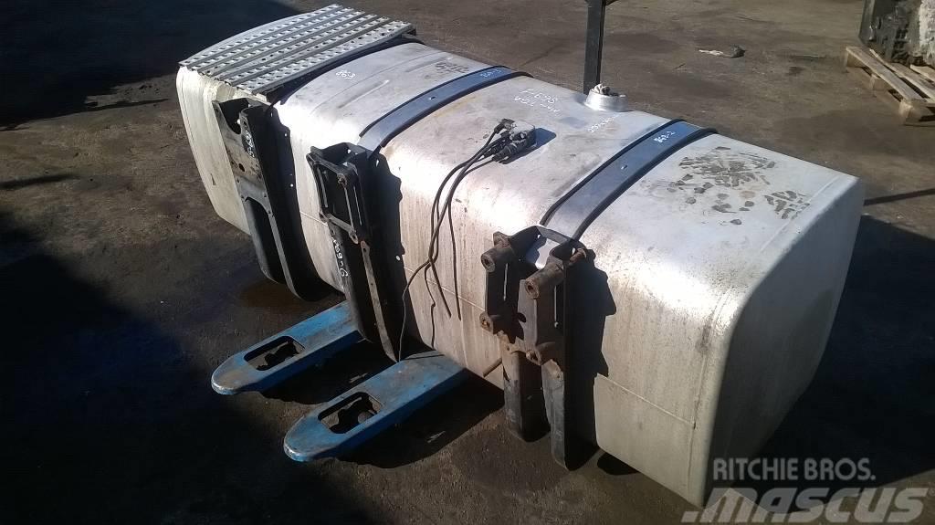 MAN TGA fuel tank
