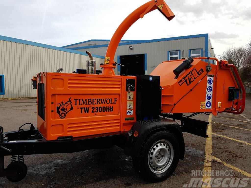Timberwolf TW230DHB - 622 hours