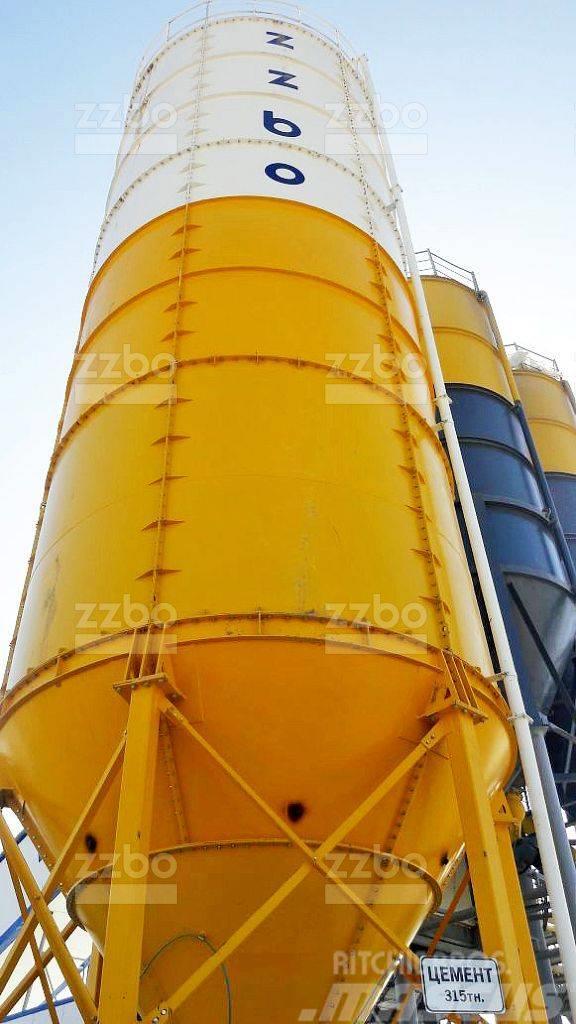 ZZBO Cement silo SP-250 (250 tons) силос цемента СП