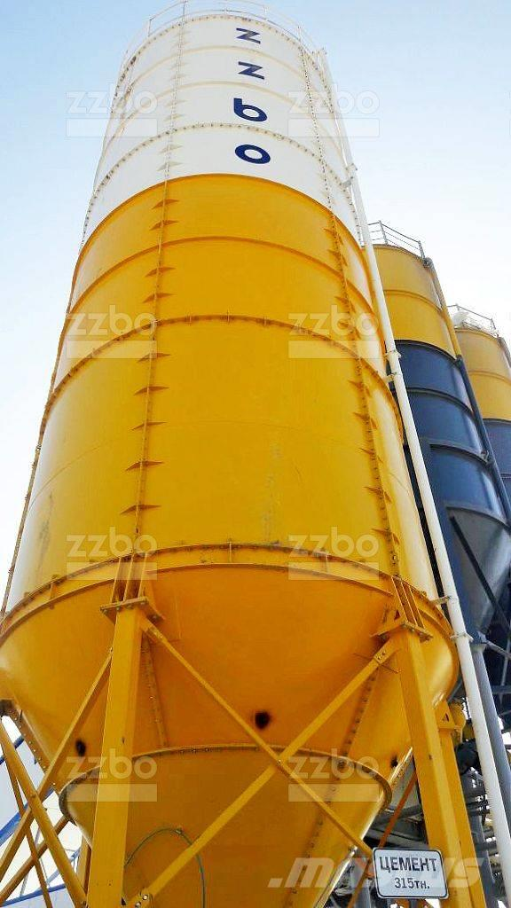 ZZBO Cement silo STsR-250 (250 tons) силос цемента СЦР