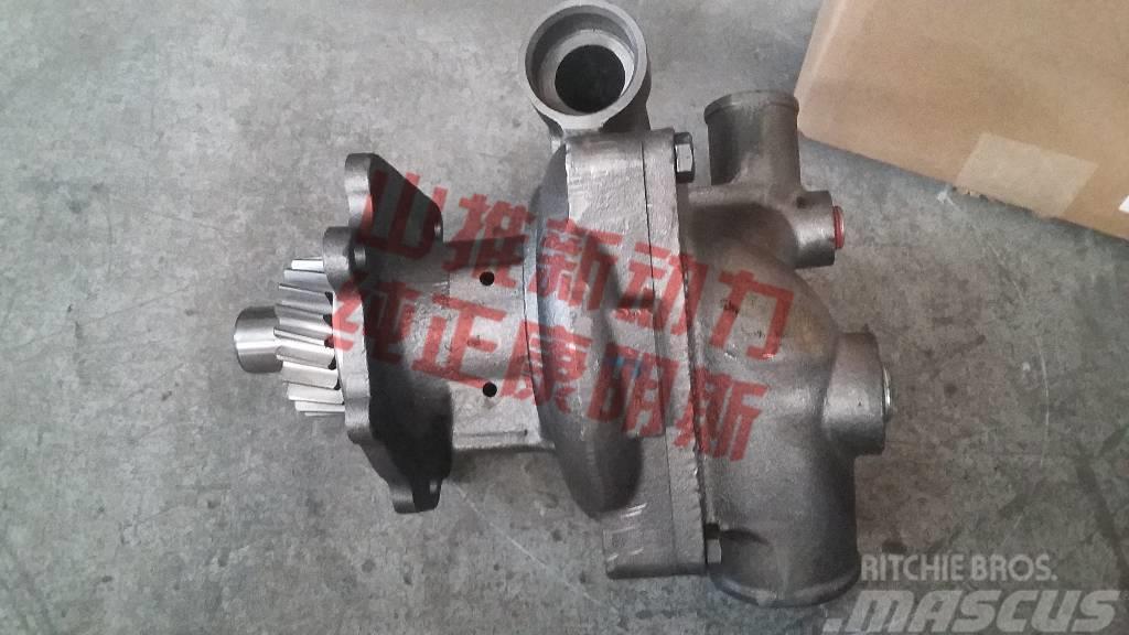 Cummins 4972853 water pump nt855 k19 4b 6b 6c