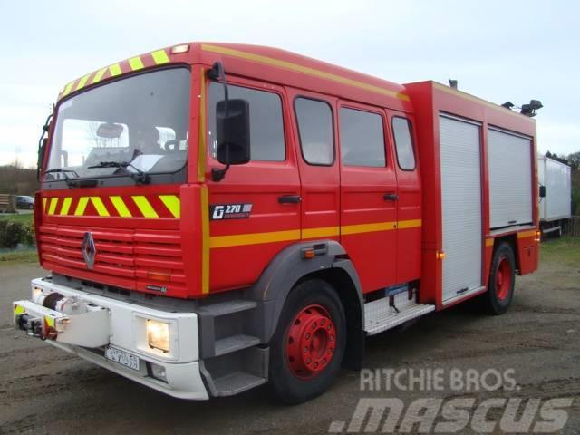 Renault Manager Pożarniczy Strażacki