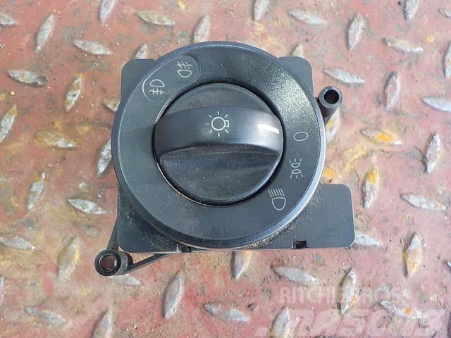 Mercedes-Benz Actros MPIII Headlamp switch 9435450904 9435451004