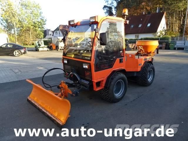Holder C300 C-Trac 4x4 Knicklenkung Winterdienst