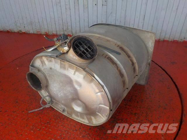 Volvo FM Exhaust silencer 20920705 80393 20920600