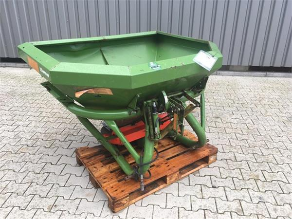 Amazone ZAF 804, Mineral spreaders