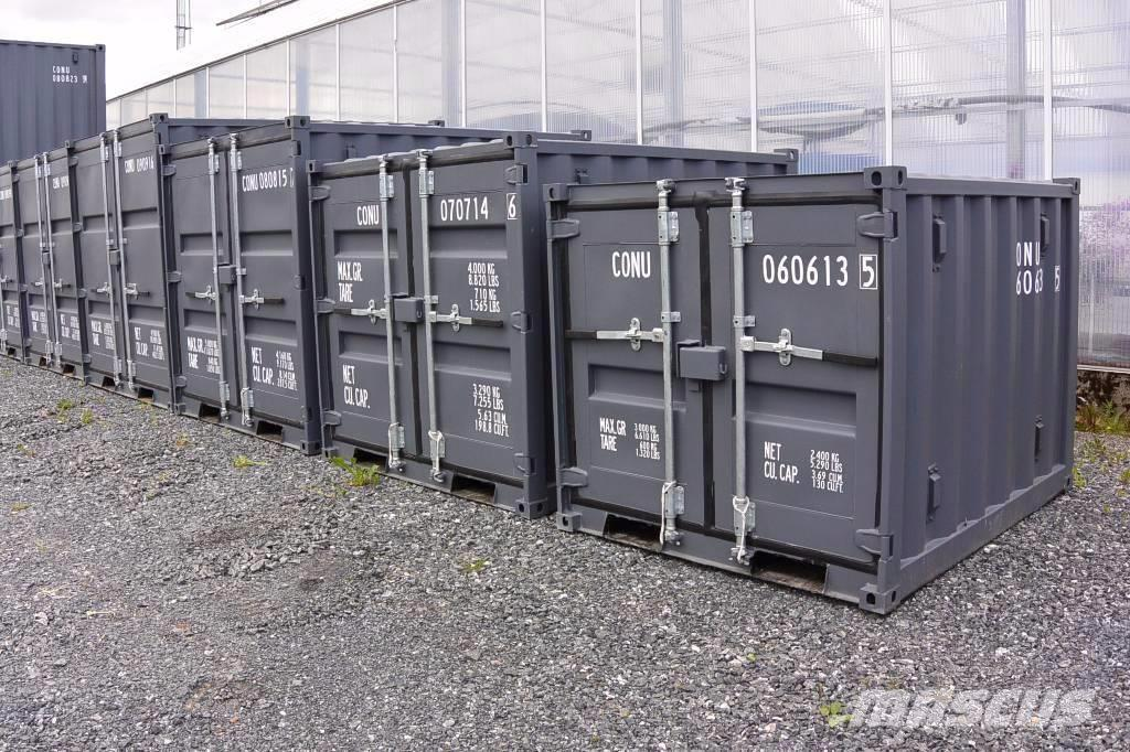 [Other] Container Nya 6 & 7fot, 12900:-+m