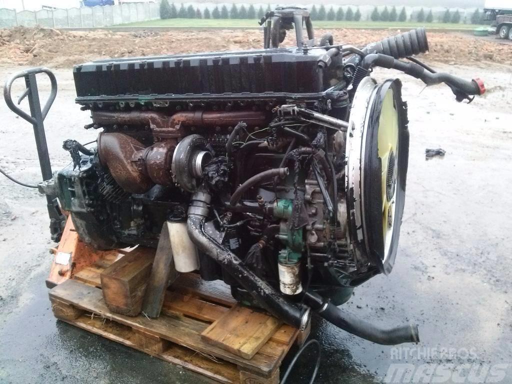 Volvo FH12 D12A