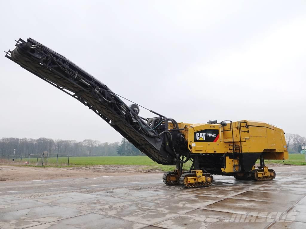 Caterpillar PM622 - Excellent Condition / Low Hours